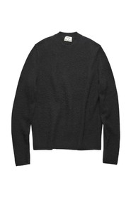 Pilled sweater black