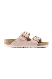 1008800 Arizona Suede Vasket Metallisk