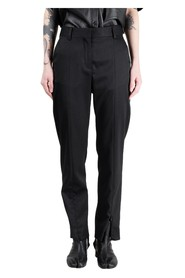 Zip Bottom Trousers
