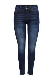 Life Mid Sk Ank  Rw Rea837 Noos Jeans