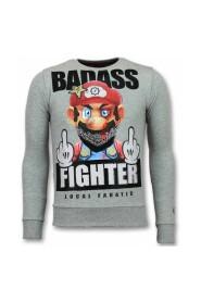 Mario Trui Fight Club Gensere