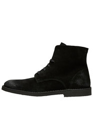 Boots High Suede