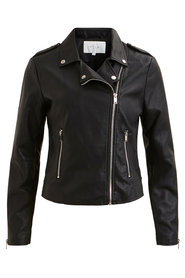 Jacket Faux leather