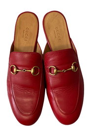 Begagnade Princetown Leather Mules