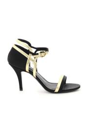 tofarvede sandaler