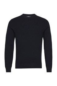Andy Structure C-Neck Sweater Genser