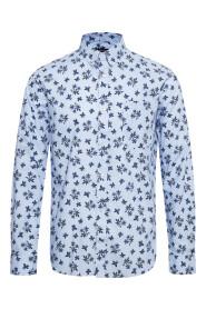 Trostol Autumn Flower shirt