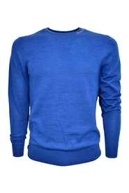 MEN'S MERINO CREW NECK SWEATER