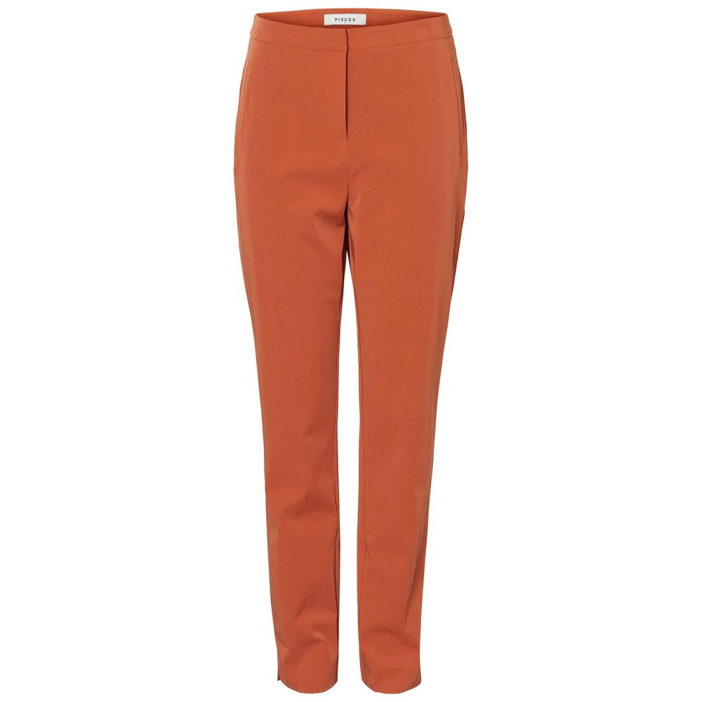 Broek Tailored cropped fit