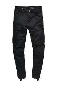 Rovic Zip 3D Straight Tapered Cargo Pants