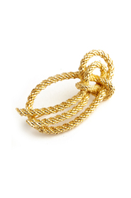 Rope Brooche