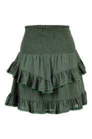 Line Dobby Skirt