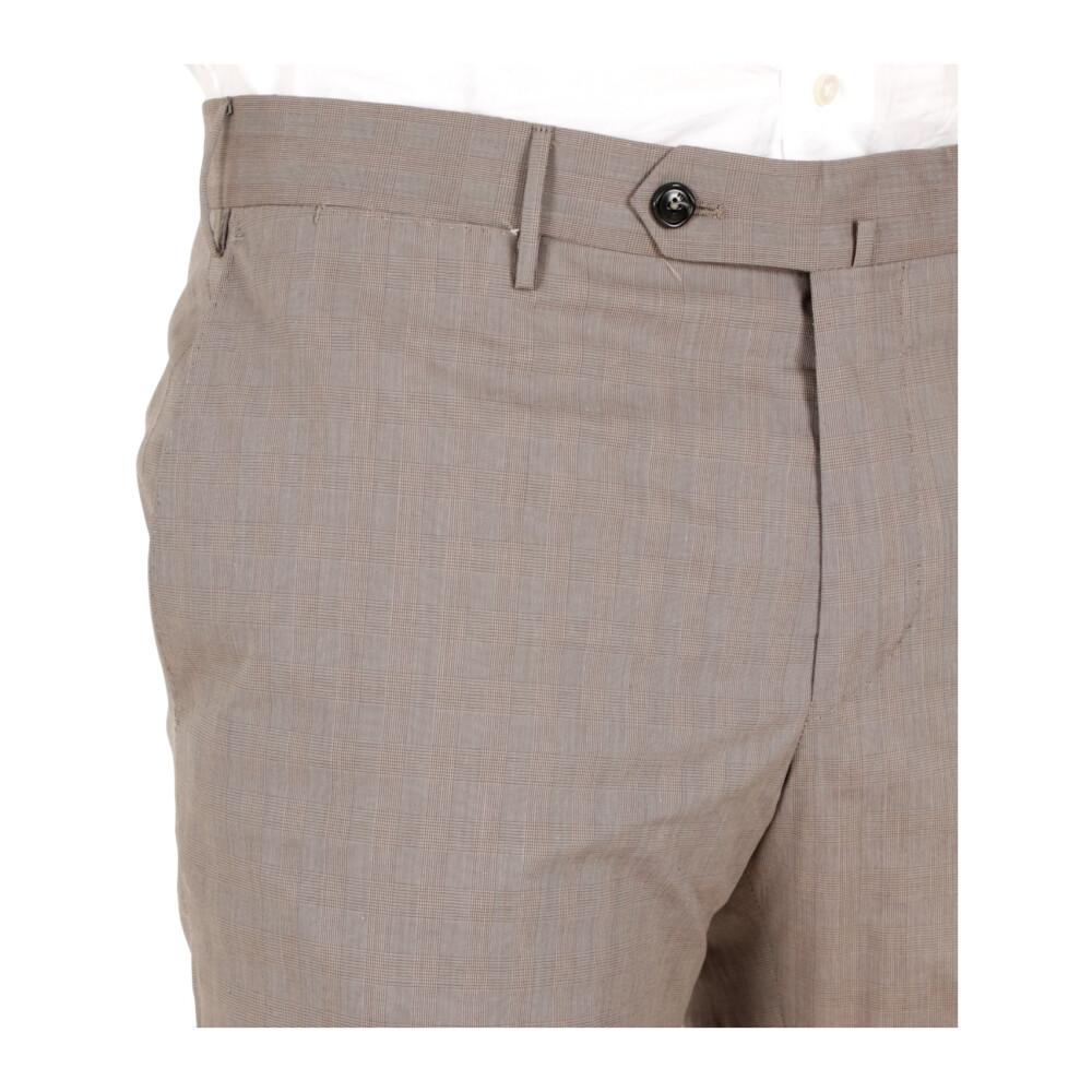 Beige CHINOS Trousers   PT Torino   Chinos   Herenkleding