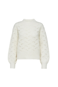 SLFIVA LS KNIT O-NECK B