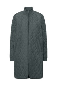 Padded Quilt Coat