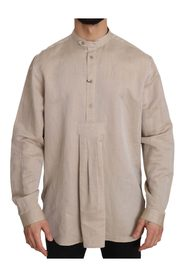 Linen Top Formal Shirt