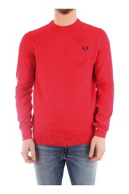 FRED PERRY K5523 JERSEY Men RED