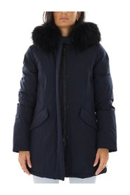 Kami jacket with fur