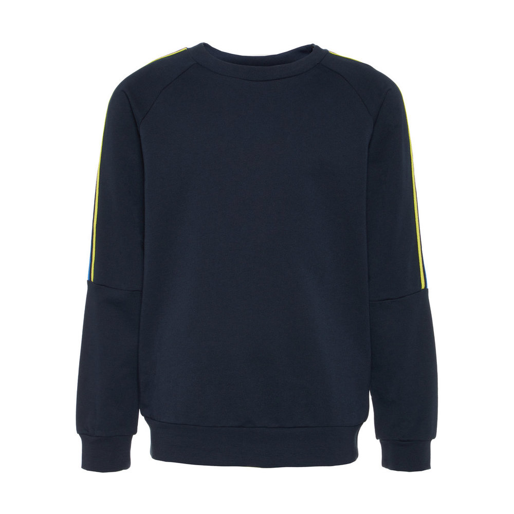 Sweatshirt panel stripe