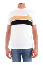 FRED PERRY M6518 T-SHIRT Men WHITE