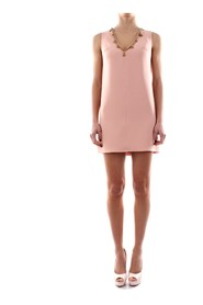 ELISABETTA FRANCHI AB21501E2 DRESS Women ROSA ANTICO