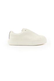 Sneakers Doja Getrommeld White