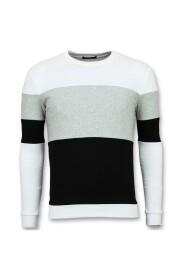Men's Sriped Sweater