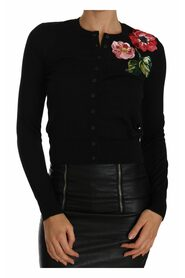 Cardigan Floral Embroidered