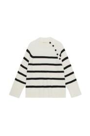kindred knit stripe