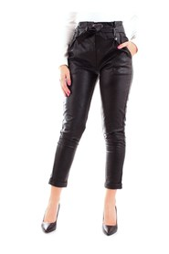 FRACOMINA FR19FP682 Pants Women BLACK