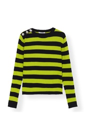 Cashmere Strik (Neon Maize)