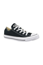 Sort Converse All Star Ox Black Tøysko, BN 2082