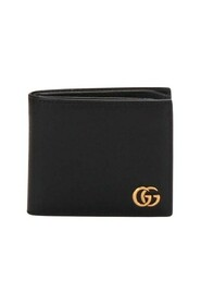 Pre-owned GG Marmont Leather Wallet