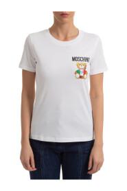 T-shirt Ours en peluche