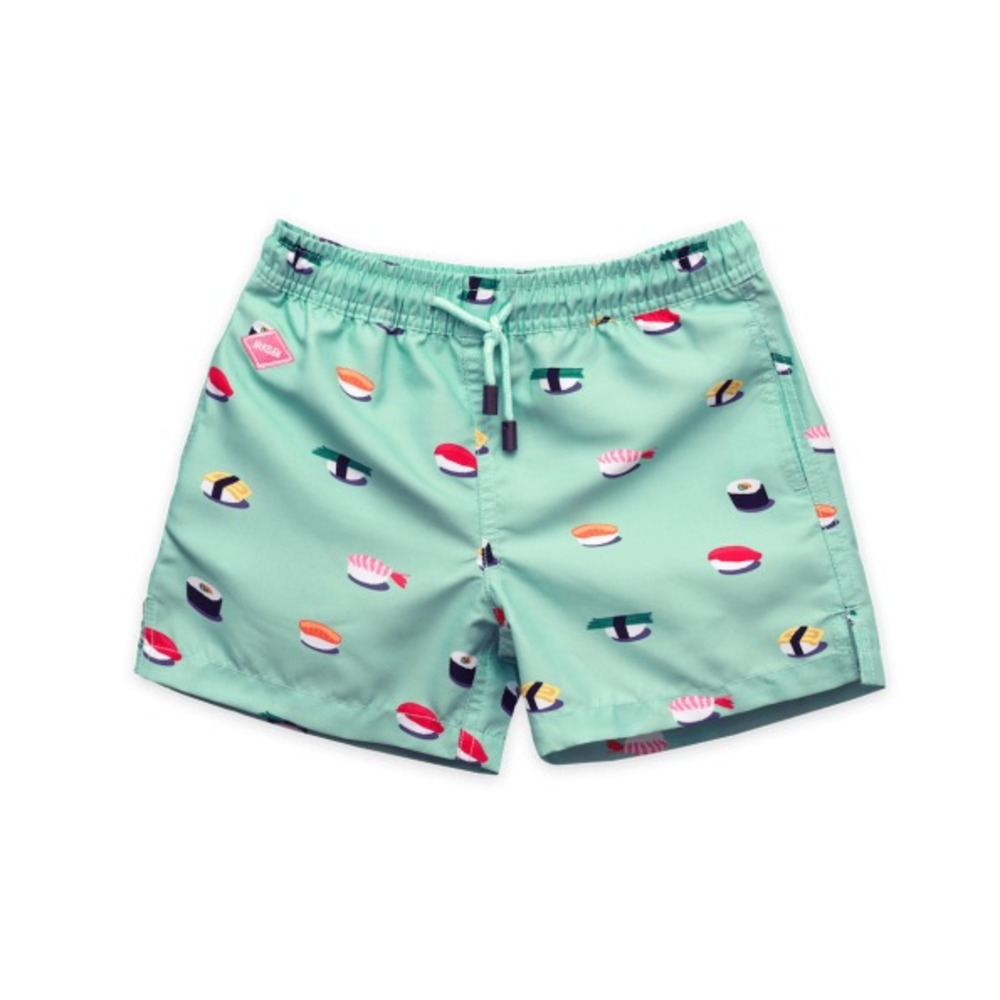 Nikben Mini Jiro Swimshorts turkos