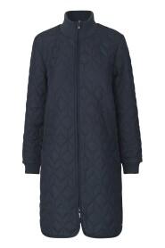 Padded Quilt Coat