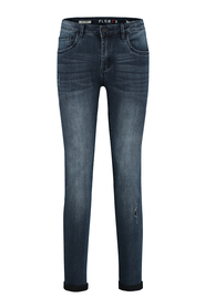 Royal girlfriend mid-rise jeans
