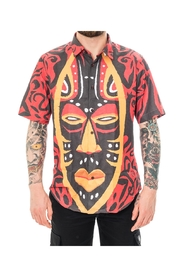 RITUAL MASK SHIRT SR05