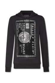 Hoodie Sweatshirt Platin Credit Card