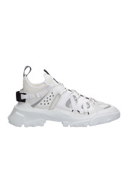 men's shoes leather trainers sneakers descender