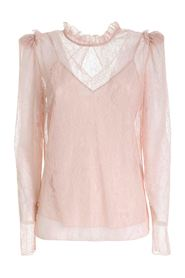 BLOUSE SHIRT LACE