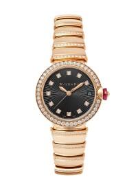 brukt 18k Diamond Lvcea 102191 armbåndsur