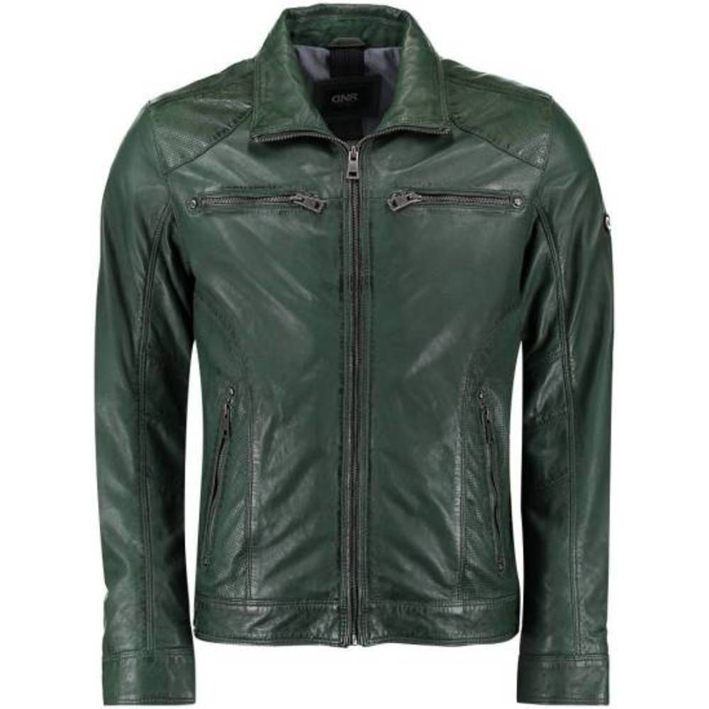 Leather jacket 51912 63