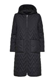 Nora quiltet coat