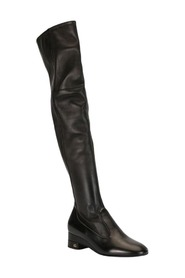 Thigh-High Heel Boots