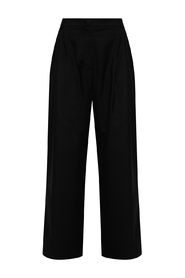 Tave pleat-front trousers