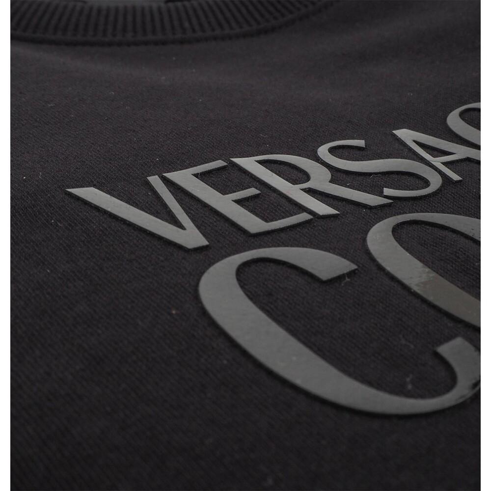 Versace Jeans Couture Black sweatshirt Versace Jeans Couture