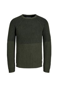 Knitted Cardigan Structured
