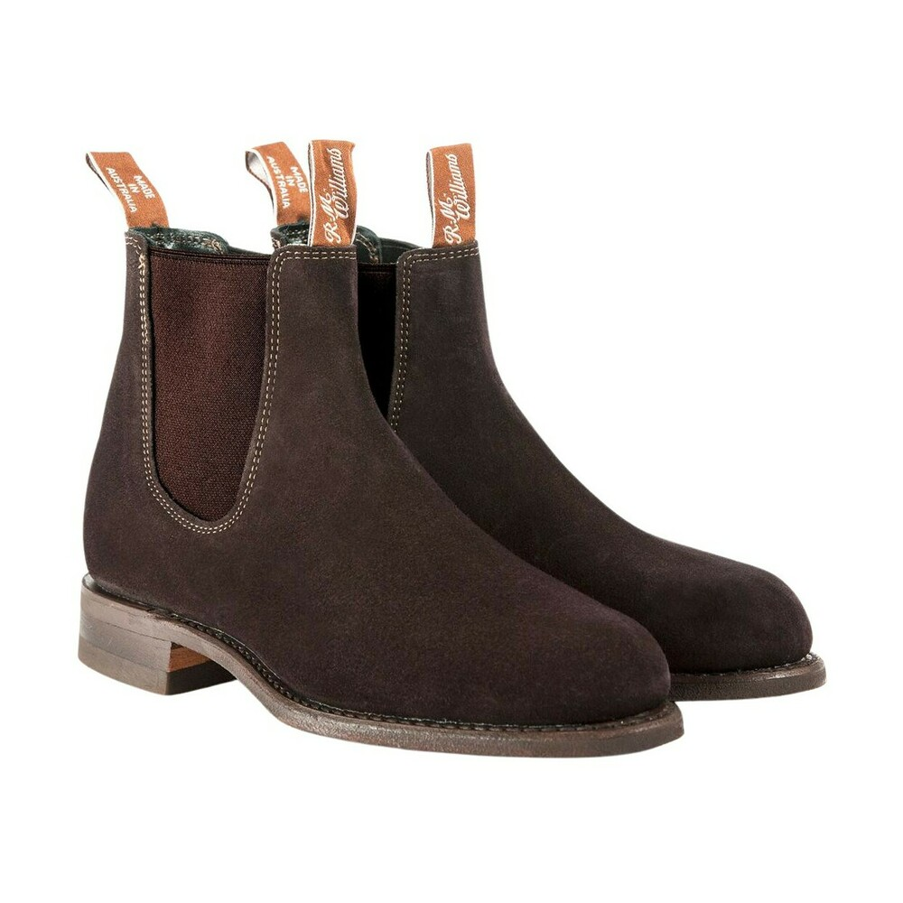 Wentworth G-Last Suede Boots