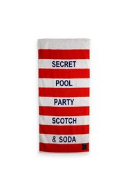 The Poolside towel